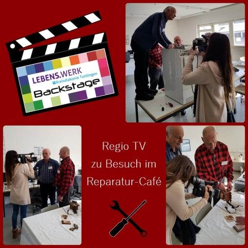 2018-02-28 RegioTV Reparatur-Café